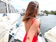 Torrent порновидео на яхте
