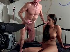 Ebony fishnet porn
