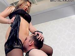 Фемдом управлять слугой порно