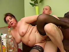 Chubby Ass Naked Girl