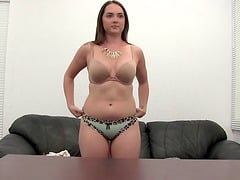 Brooklyn On Backroom Casting Couch