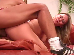 Nicole Brazzle's amazing body penetrated by a handsome hunk