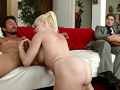 Swinger Wife Nikki Delano Rammed by Stud