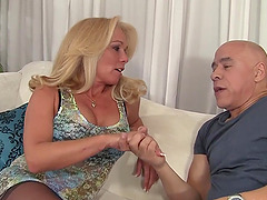 GILF Crystal Taylor Fucked to Perfection