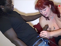 german big natural tits housewife fuck with bbc